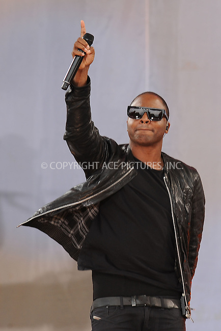 WWW.ACEPIXS.COM . . . . . .August 19, 2011...New York City....Taio Cruz performs on ABC's 'Good Morning America' at Rumsey Playfield, Central Park on August 19, 2011 in New York City.....Please byline: KRISTIN CALLAHAN - ACEPIXS.COM.. . . . . . ..Ace Pictures, Inc: ..tel: (212) 243 8787 or (646) 769 0430..e-mail: info@acepixs.com..web: http://www.acepixs.com .