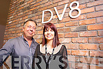The opening of DV8 fashion store, Abbey Court, Tralee on Friday. Pictured left to right: Brian Salmon (Area Manager) and Marisa Byrnes (Store Manager, Clonmel).