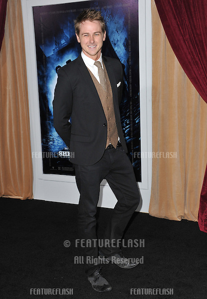 "Richard Reid at the Los Angeles premiere of ""Sherlock Holmes: A Game of Shadows"" at the Village Theatre, Westwood..December 6, 2011  Los Angeles, CA.Picture: Paul Smith / Featureflash"