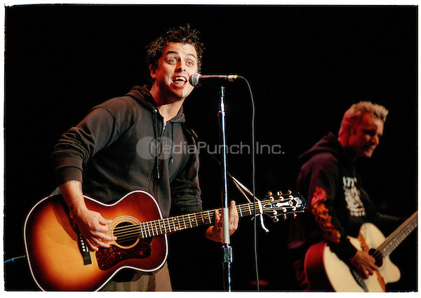 GreenDay performs in San Francisco in October of 1999 Credit Jay Blakesberg / MediaPunch