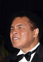 Washington DC., USA, February 8, 992<br /> Boxing legend Muhammad Ali at his 50th birthday party celebration in Washington DC. Credit: Mark Reinstein/MediaPunch