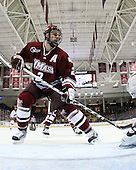 Martin Nolet (UMass - 2) - The Boston College Eagles defeated the University of Massachusetts-Amherst Minutemen 6-5 on Friday, March 12, 2010, in the opening game of their Hockey East Quarterfinal matchup at Conte Forum in Chestnut Hill, Massachusetts.
