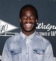 NEW YORK, NY - JUNE 12: Prince Amukamara pictured at the GO N'SYDE 40/40 Bottle  Launch Party at the 40/40 club in New York City ,June 12, 2014 © HP/Starlitepics.