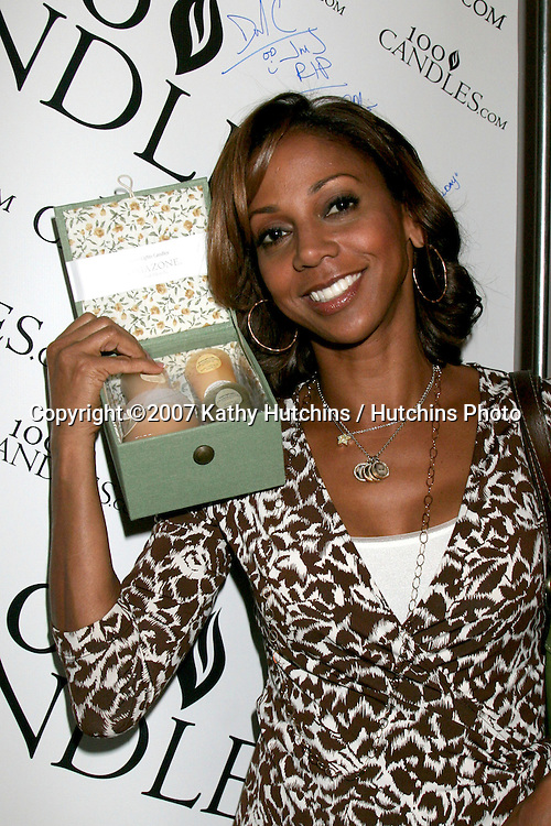 Holly Robinson Peete.GBK American Music Awards Gifting Suite 2007 .The Standard Hotel Downtown .Los Angeles, CA.November 16, 2007.©2007 Kathy Hutchins / Hutchins Photo...               .