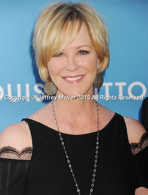 LOS ANGELES, CA - MAY 30: Actress Joanna Kerns arrives at the 2015 MOCA Gala presented by Louis Vuitton at The Geffen Contemporary at MOCA on May 30, 2015 in Los Angeles, California.
