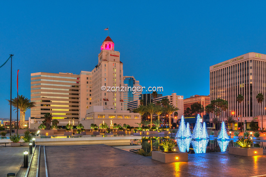 Breakers Building, Long Beach; CA; Performing Arts Center; Convention Center; Beautiful; City;