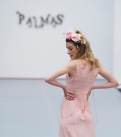 Model poses<br />