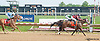 Iron Pat winning at Delaware Park on 5/22/13