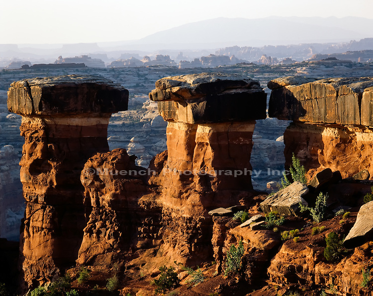 The Maze overlook, Canyonlands National Park