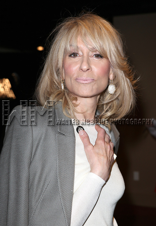 Judith Light attending the 2013 Tony Awards Meet The Nominees Junket  at the Millennium Broadway Hotel in New York on 5/1/2013...