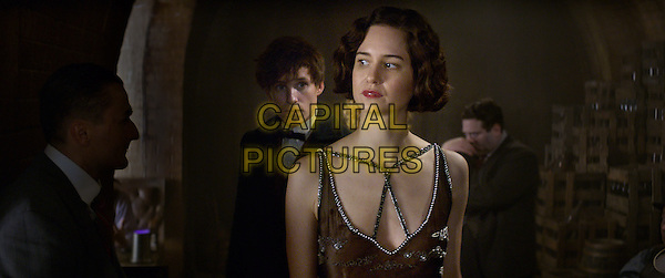 Fantastic Beasts and Where to Find Them (2016) <br /> EDDIE REDMAYNE as Newt Scamander, KATHERINE WATERSTON as Tina and DAN FOGLER as Jacob<br /> *Filmstill - Editorial Use Only*<br /> CAP/KFS<br /> Image supplied by Capital Pictures