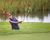 23 Sept 14 American Jimmy Walker during the Tuesday Practice Round at The Ryder Cup at The Gleneagles Hotel in Perthshire, Scotland. (photo credit : kenneth e. dennis/kendennisphoto.com)