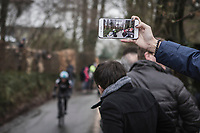 Capturing Luke Rowe (GBR/Team Sky) <br /> <br /> 73th Dwars Door Vlaanderen (1.UWT)<br /> 1day race: Roeselare &rsaquo; Waregem BEL (180km)