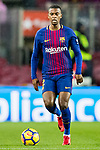 Nelson Cabral Semedo of FC Barcelona in action during the La Liga 2017-18 match between FC Barcelona and Sevilla FC at Camp Nou on November 04 2017 in Barcelona, Spain. Photo by Vicens Gimenez / Power Sport Images