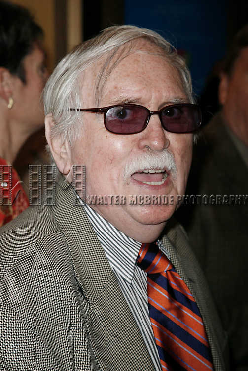 Thomas Meehan attending the Opening Night performance of THE WEDDING SINGER at the AL Hirschfeld Theatre in New York City..April 27th, 2006.© Walter McBride / Retna Ltd.