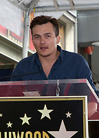LOS ANGELES, CA - FEBRUARY 12: Rupert Friend, at the ceremony celebrating Mandy Patinkin's Star on The Hollywood Walk Of Fame in Los Angeles, California on February 12, 2018. <br /> CAP/MPI/FS<br /> &copy;FS/MPI/Capital Pictures