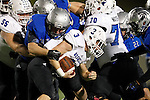 Boswell 10, Centennial 28 (Area Playoff)