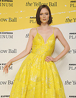 NEW YORK, NY - SEPTEMBER 10: Coco Rocha attends the Yellow Ball at the Brooklyn Museum on September 10, 2018 on September 10, 2018 in Brooklyn, New York. Photo Credit John Palmer/MediaPunch<br /> CAP/MPI/JP<br /> &copy;JP/MPI/Capital Pictures