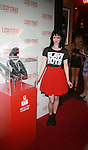 Actress Krysten Ritter Attends PUMA & Lucky Strike Lanes Bowling Shoe Launch at Lucky Strike Lanes, NY D7/28/11