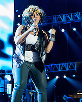 Mary Mary performs at Essence Festival 2012 in New Orleans, LA on July 7, 2012.  © HIGH ISO Music, LLC / Retna, Ltd.