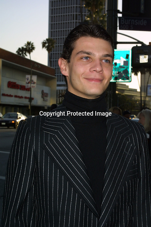 ©2003 KATHY HUTCHINS /HUTCHINS PHOTO.AMC & MOVIELINE'S HOLLYWOOD LIFE MAGAZINE'S .YOUNG HOLLYWOOD AWARDS.EL REY THEATER.LOS ANGELES, CA.MAY 4, 2003..TRENT FORD