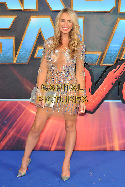 Naomi Isted at the &quot;Guardians of The Galaxy Vol. 2&quot; European gala film premiere, Hammersmith Apollo (Eventim Apollo), Queen Caroline Street, London, England, UK, on Monday 24 April 2017.<br /> CAP/CAN<br /> &copy;CAN/Capital Pictures