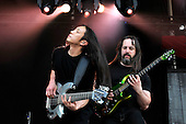 Jun 14, 2009: DREAM THEATER - Download Festival Day 3