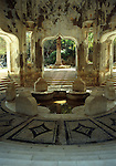 Rotunda of Kalithea Spa, Rhodes, Greece, built by Italians in 1928
