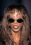 "Donna Summer at the premiere of ""The Capeman"" in New York City on January 30th 1998"