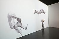 "13th Biennale of Architecture..Giardini..Austrian Pavillion..Wolfgang Tschapeller, Rens Veltman, Martin Perktold, ""hands have no tears to flow..."", 2012."
