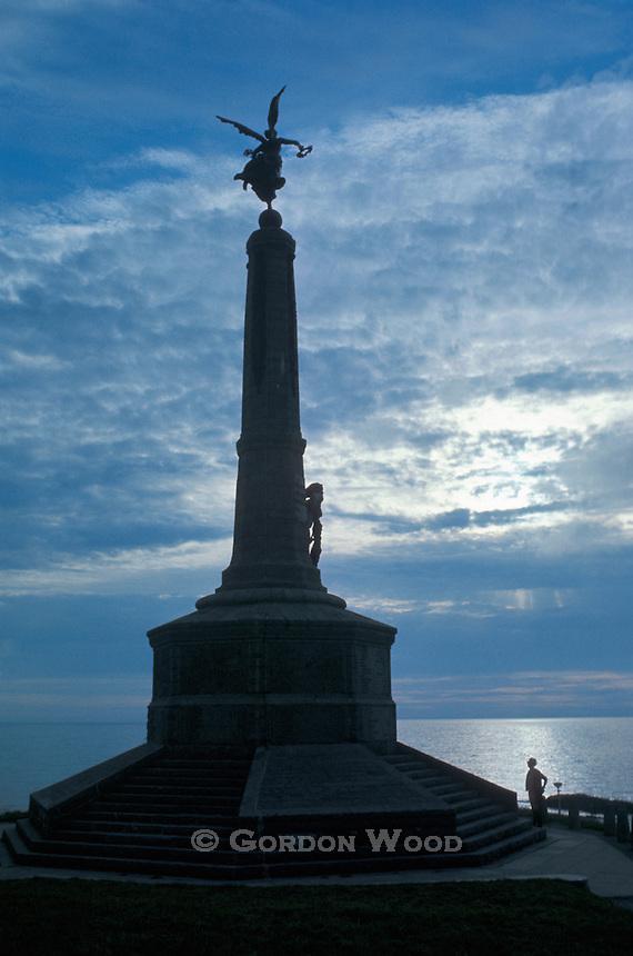 War Memorial, Aberystwyth, Wales