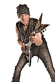 MICHAEL SCHENKER - Guitar Legend, Michael Schenker, exclusive photosession in North Hollywood, CA USA  - August 19, 2010.  Photo © Kevin Estrada / Iconicpix