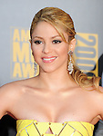 Shakira at The 2009 American Music Awards held at The Nokia Theatre L.A. Live in Los Angeles, California on November 22,2009                                                                   Copyright 2009 DVS / RockinExposures