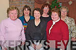Enjoying the Lissivigeen Community Alert Christmas party in Darby O'Gills on Friday night were Teresa O'Sullivan, Joan O'Brien, Sheila Kelly, Kitty O'Sullivan, Marie Moynihan and Eileen O'Leary.
