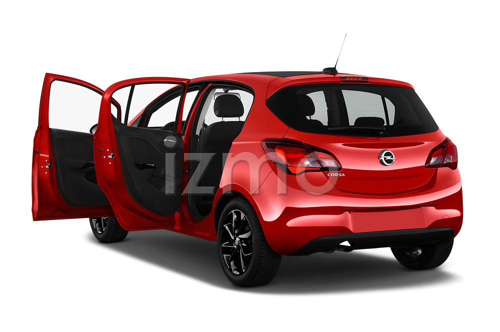 Car images of 2018 Opel Corsa Black-Edition 5 Door Hatchback Doors