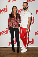"ASTRID, VINCENT - PHOTOCALL NRJ 12 DES CANDIDATS ""FRIENDS TRIP 4"" AU BUDDHA BAR A PARIS, FRANCE, LE 14/12/2017."