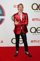 "LOS ANGELES - FEB 7:  Carson Kressley at the ""Queer Eye"" Season One Premiere Screening at the Pacific Design Center on February 7, 2018 in West Hollywood, CA"