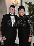 Keane and Pauline Barry at the Drogheda Independent Sports Star of the Year Awards in The Westcourt Hotel. Photo:Colin Bell/pressphotos.ie