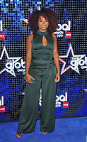 Fleur East at the Global Awards 2019, Hammersmith Apollo (Eventim Apollo), Queen Caroline Street, London, England, UK, on Thursday 07th March 2019.<br /> CAP/CAN<br /> &copy;CAN/Capital Pictures