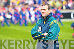 Pat O'Shea (Manager), Kerry v Derry, Allianz National Football League, Division 1 Final,  Parnell Park, Dublin. 27th April 2008.   Copyright Kerry's Eye 2008