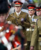 Prince Harry - Edinburgh
