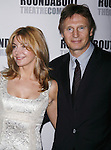 Natasha Richardson &amp; Liam Neeson<br /> Attending the Roundabout Theatre Company's Spring Gala 2006 - A One Night Only Celebration of Roundabout's 40th Anniversary! <br /> Pier 60  at Chelsea Piers in New York City.<br /> April 3rd, 2006
