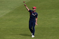 Ryan ten Doeschate of Essex ahead of Lancashire CCC vs Essex CCC, Specsavers County Championship Division 1 Cricket at Emirates Old Trafford on 9th June 2018