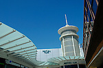 Exterior of Festival Place shopping centre viewed from Wote Street, Basingstoke, Hampshire, England