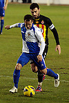 2013-01-19-CE Sabadell vs Girona: 4-1.