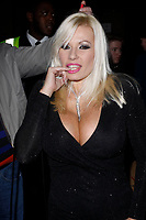 LONDON, ENGLAND - NOVEMBER 09 :  Michelle Thorne attends The Paul Raymond Awards 2017, at the Cafe de Paris on November 09, 2017 in London, England.<br /> CAP/AH<br /> &copy;Adam Houghton/Capital Pictures