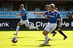 Stewven Naismith scores goal no 3 for Rangers