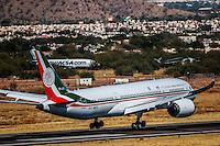 Avion presidencial, Fuerza Aerea