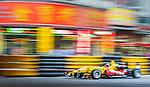 Gustavo Menezes races the Formula 3 Macau Grand Prix during the 61st Macau Grand Prix on November 16, 2014 at Macau street circuit in Macau, China. Photo by Aitor Alcalde / Power Sport Images