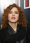 Bernadette Peters attends the Broadway Opening Night performance of 'Bandstand' at the Bernard B. Jacobs Theatre on 4/26/2017 in New York City.